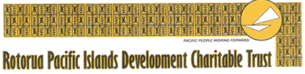 Rotorua Pacific Islands Development Charitable Trust logo